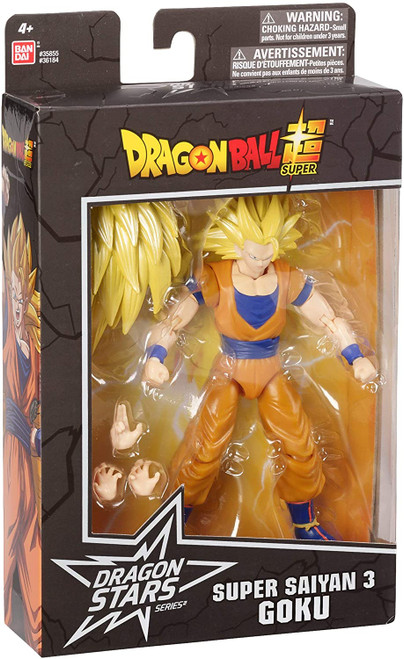 Dragon Stars Super Saiyan 3 Goku