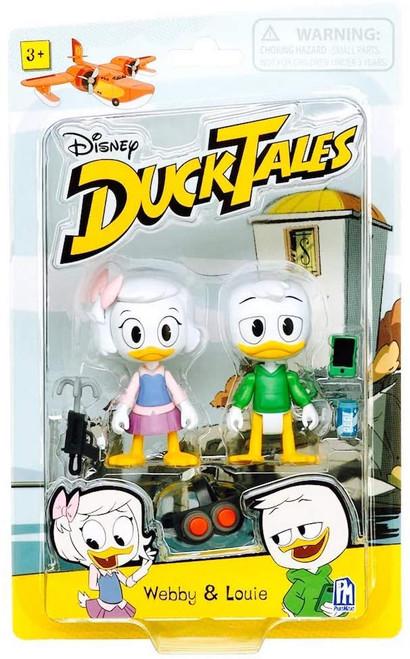 PhatMojo Disney DuckTales - Webby - Louie