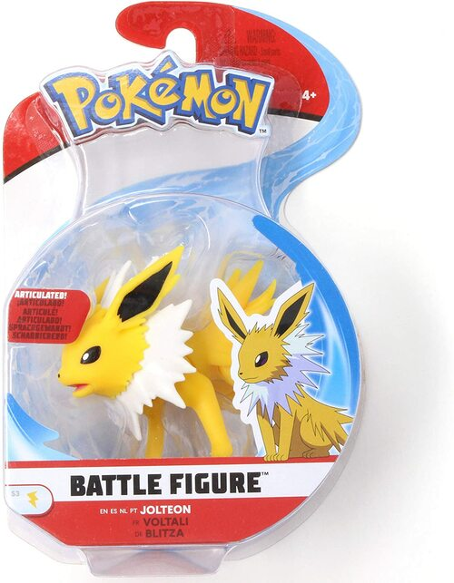 Pokemon Battle Figure Jolteon