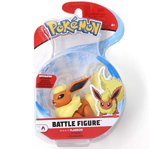 Pokemon Battle Figure Flareon 3in Series 3