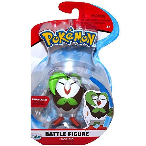 Pokemon Dartrix Articulated Battle Figure Series 2