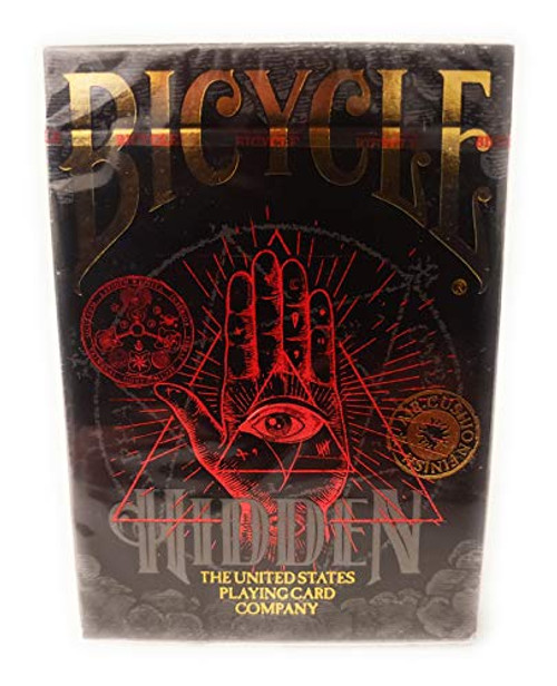 Bicycle Hidden Playing Card Deck