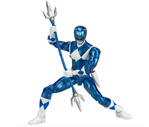Mighty Morphin Power Rangers Legacy Blue Ranger