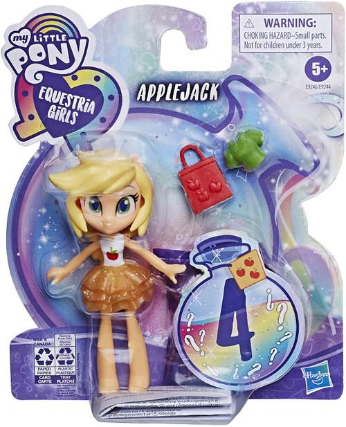 My Little Pony Equestria Girls Fashion Squad Applejack