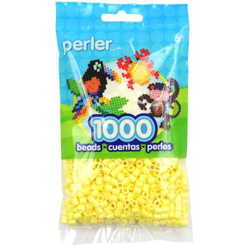 Perler Beads Pastel Yellow