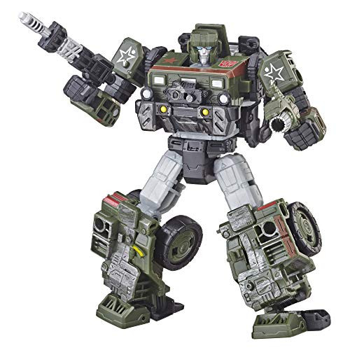 Transformers War for Cybertron Hound Action Figure