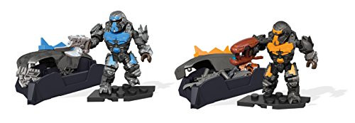 Mega Construx Halo Brute Weapons Pro Customizer Pack