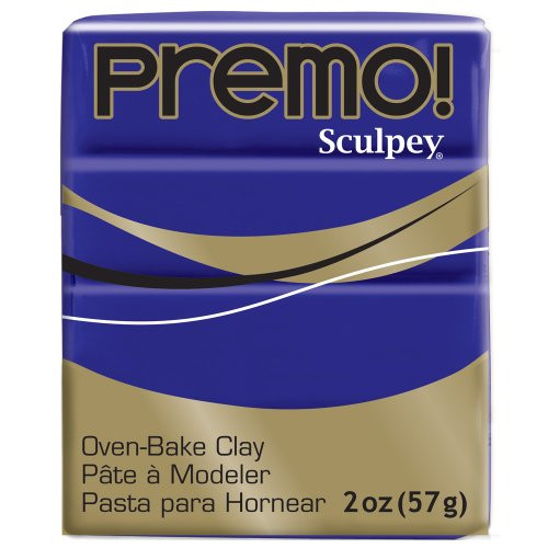 Premo Sculpey Polymer Clay 2 oz Purple