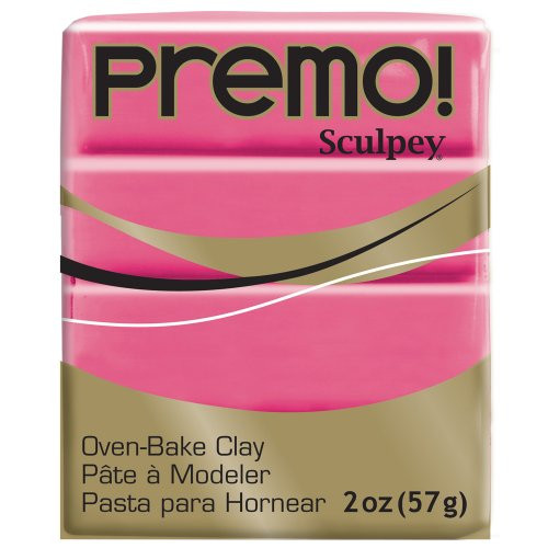 Premo Sculpey Polymer Clay 2oz Blush