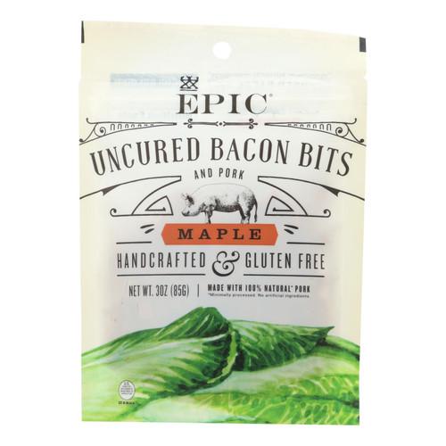 Epic - Bites - Maple Bacon - Case of 10 - 3 oz