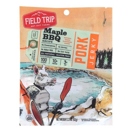 Field Trip Stick - Maple Bbq - Case of 9 - 2.2 oz.