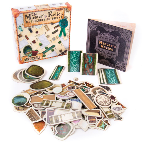 The Master's Relics Worldcrafting Tokens