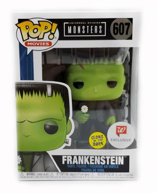Funko Monsters Frankenstein 607
