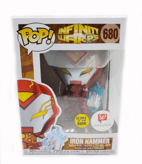 Funko Marvel Infinity Warps Iron Hammer