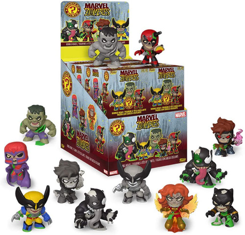 Funko Mystery Mini's Marvel Zombies 1 Mystery Box