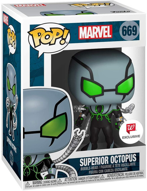 Funko Pop! Marvel Superior Octopus 669