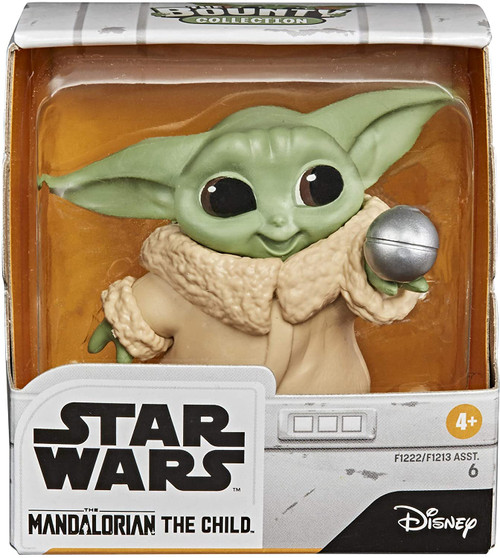 The Mandalorian - The Child with Toy