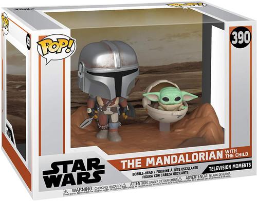Funko Moment Star Wars The Mandalorian w The Child