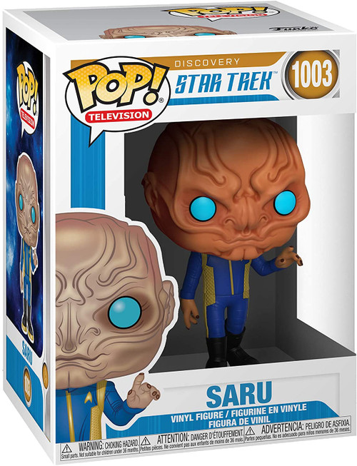 Funko Pop! TV Star Trek Discovery Saru