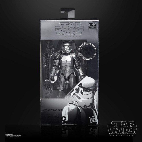 SW BL Carbon 2ND Metallic Stormtrooper