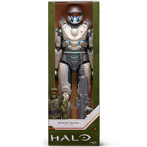 HALO 12in Action Figure – Spartan Tanaka