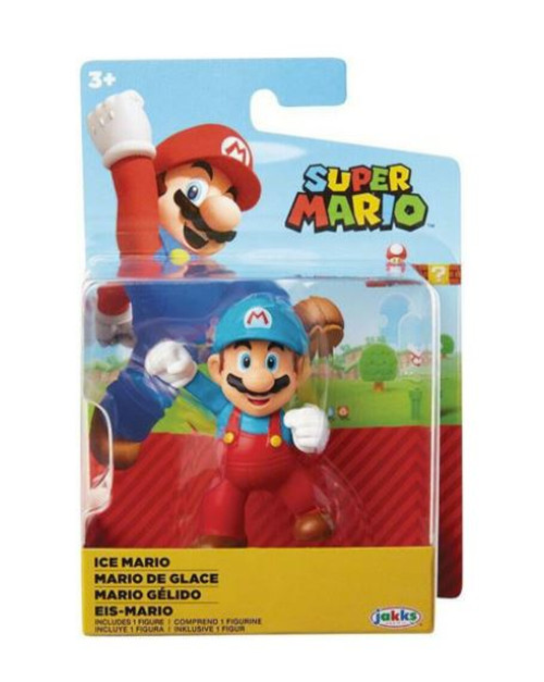 Super Mario Ice Mario Mini Figure