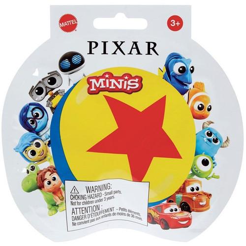 Mattel Pixar Mini Figure Blind Bag Assortment