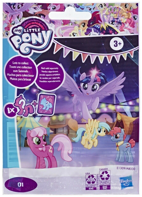 My Little Pony Movie Blind Bag 01