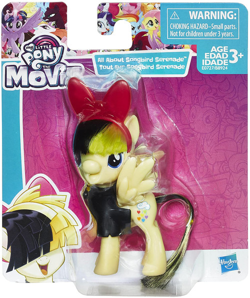 My Little Pony The Movie All About Songbird Serenade