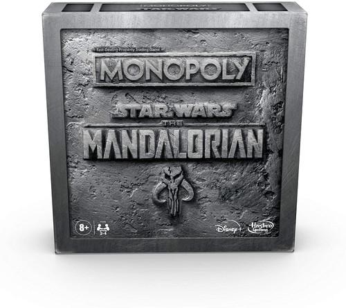 Monopoly Star Wars The Mandalorian Edition