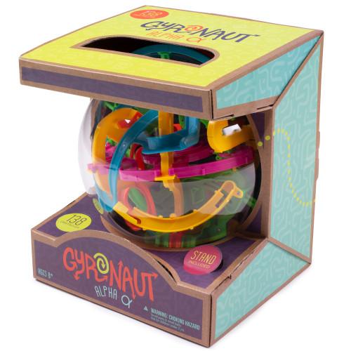 Gyronaut Alpha Puzzle Ball