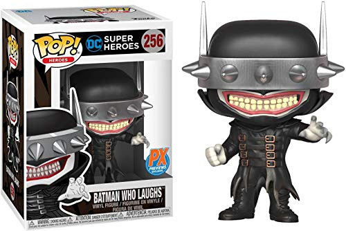 DC Heroes The Batman Who Laughs Vinyl Figure