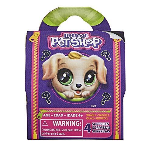Littlest Pet Shop Tiny Pet Carrier Toy 1 Blind Box