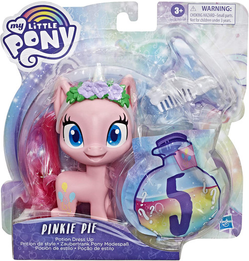 My Little Pony Pinkie Pie Potion Dress Up Figure
