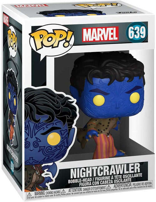 Funko Pop! Marvel X-Men Nightcrawler 639
