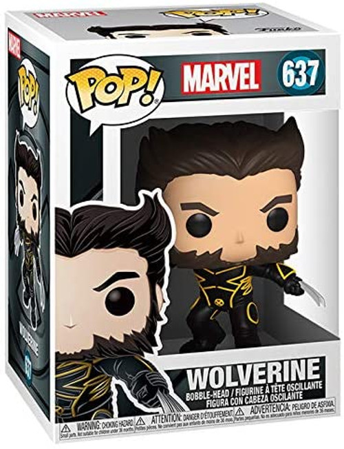 Funko Pop! Marvel X-Men Wolverine in Jacket