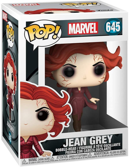 Funko Pop! Marvel X-Men Jean Grey