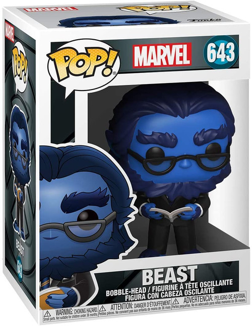 Funko Pop! Marvel X-Men Beast