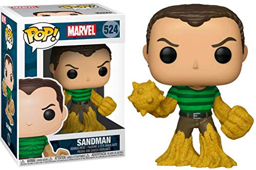 Funko Pop Spider-Man Sandman Exclusive