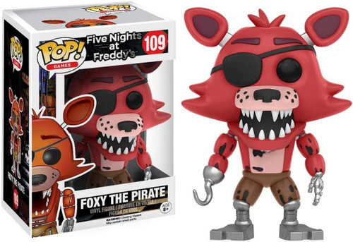 Five Nights at Freddy's Foxy The Pirate