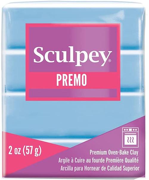 Premo Sculpey Polymer Clay 2oz Pale Blue