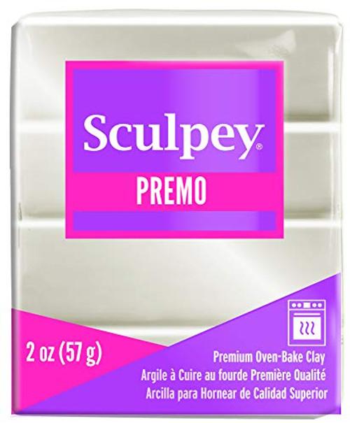 Premo Sculpey Polymer Clay Pearl