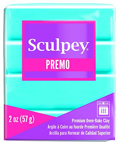 Sculpey Premo Polymer Clay Turquoise