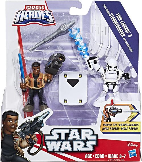 Star Wars Galactic Heroes Finn - Stormtrooper Pack