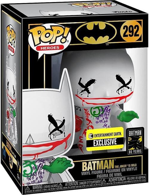 Funko DC Batman Jokers Wild Batman Exclusive 292