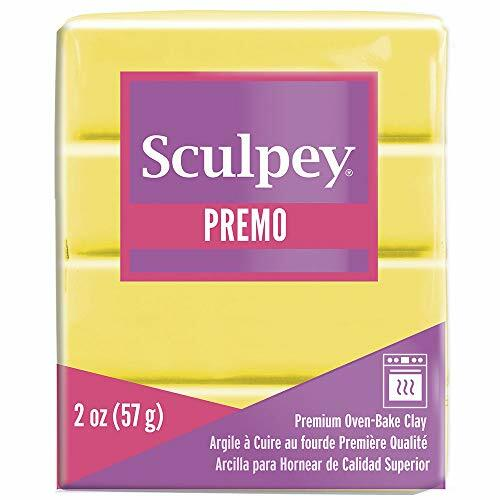 Premo! Sculpey Polymer Clay Sunshine