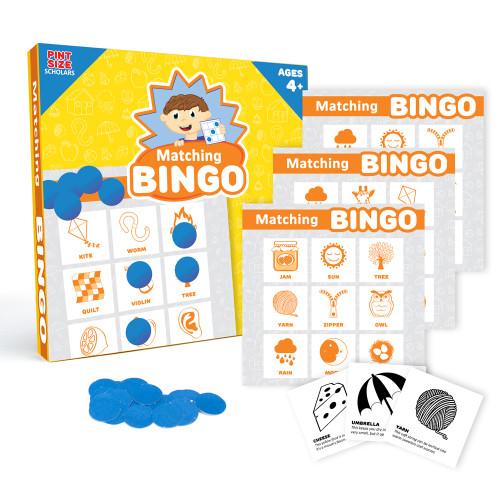 Matching Bingo