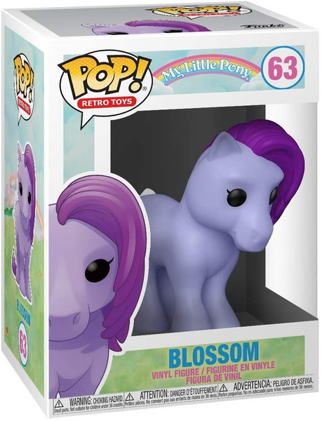 Funko Pop! Retro Toys My Little Pony Blossom