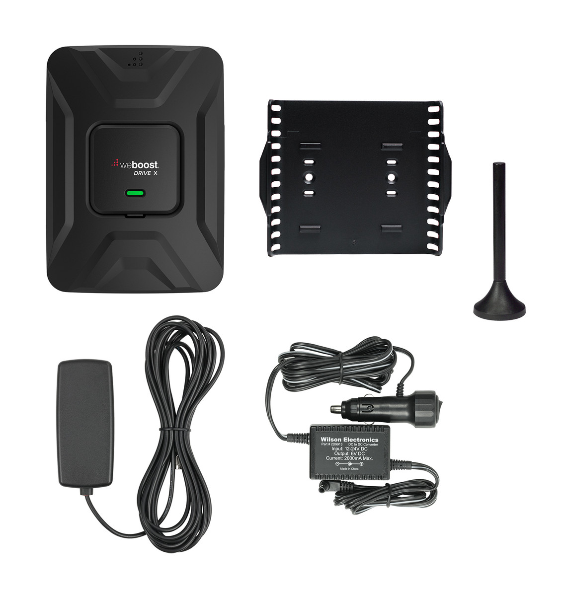weBoost Drive X Cell Phone Signal Booster Kit - 655021