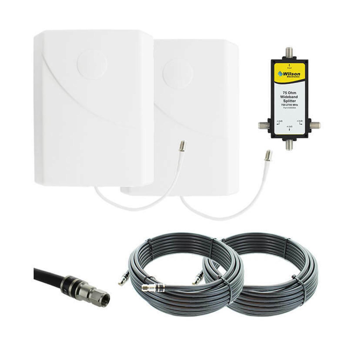 Wilson Dual Antenna Expansion Kit 75 Ohm - 309910-75F